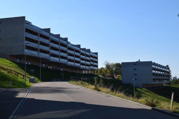 Gloor Gottardo Baumanagement Birnbäumen St. Gallen Aussenansicht Ost